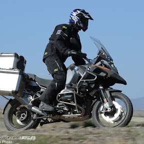 BMW R 1200 GS - Topic