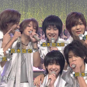 Hey! Say! JUMP - Topic