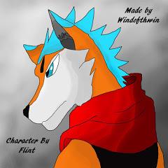 Flint The wolf Furry