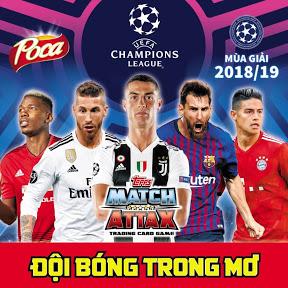 Thẻ Match Attax Việt Nam
