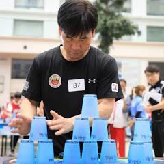 컵쌓기달인 김태영