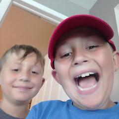 Christian and Noah's fun toys TV