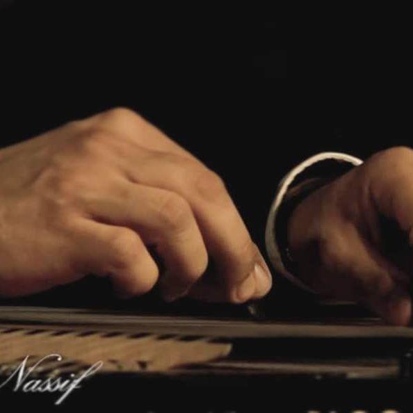 By Amr Khattab 🌹  #fotooftheday #youssef_nassif #kanun #qanon #music #instrument #oldenburg #deutschland #germany #oriental_music #hand #music  #musician