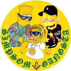Simpson GANGSTA
