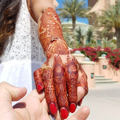 Henna Art By Aroosa