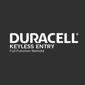 Official Duracell Keyless Entry