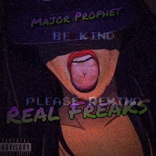 Been waiting for the right time to drop this....lets see how many views we can run this up to...me and @officialtheprophet had fun on this track 😂💯 REAL FREAKS DROPPING SOON