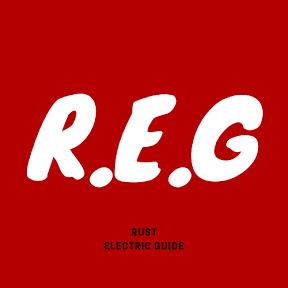 [R.E.G] 러스트 전기 가이드