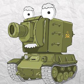152mm Мультики про танки
