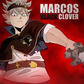 Marcos Black Clover