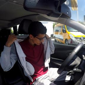 Ahmed Elamdassi On Cars