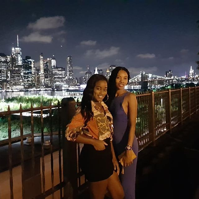 NYC nights 🍾