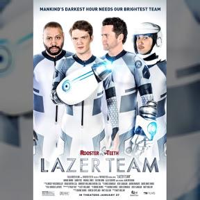 Lazer Team - Topic