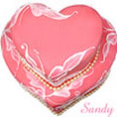 SANDYの粉紅甜點