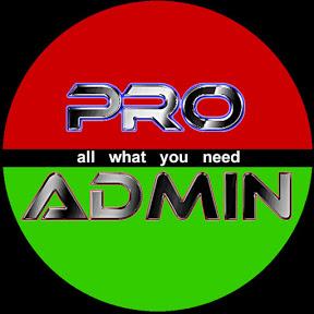 Pro Admin