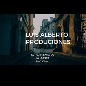 Luis Alberto Produciones