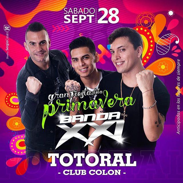 28de septiembre Villa del Totoral(Cba.)Club Colón