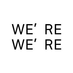 위어위어 We're We're