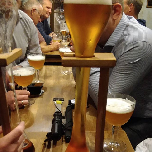 Хочешь такое пиво, снимай в залог ботинок :) иначе никак