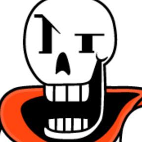 Papyrus the skeleton