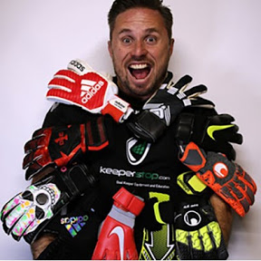 Keeperstop - Goalkeeper Glove and Gear Experts