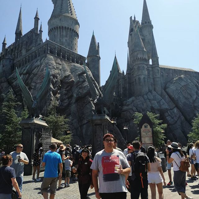 Cumpliendo un sueño ⚡ #WizardingWorld #UniversalStudios #LosAngeles #California