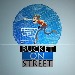 Bucket On Street