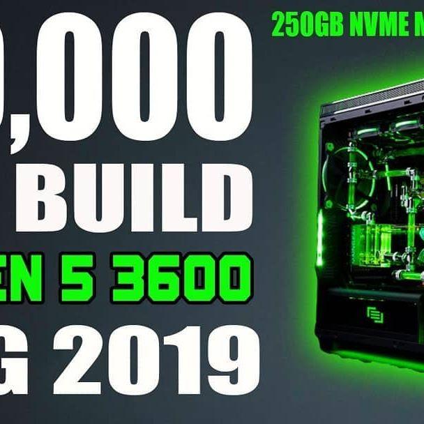 Pc Build Guide In Rs 60000/- | Ryzen 5 3600 AMD Rx570 | Gaming - Live Streaming - Workstation PC (Hindi). Channel link in bio.  #pcbuilds #pcbuild #desktop #desktopsetup #gamingpc #gaming #ryzen #ryzen3000 #budgetgamingpc #indiangaming #amd #rx570 #workstation #workstationpc #rgb #tech2boom