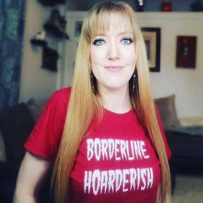 Borderline Hoarderish