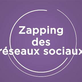 Zapping des réseaux sociaux
