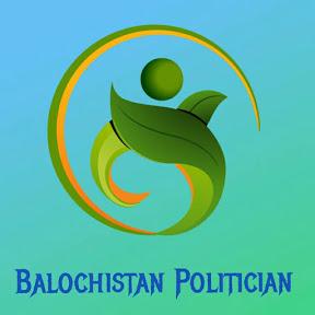 Balochistan Politician