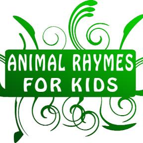 Animal Rhymes For Kids
