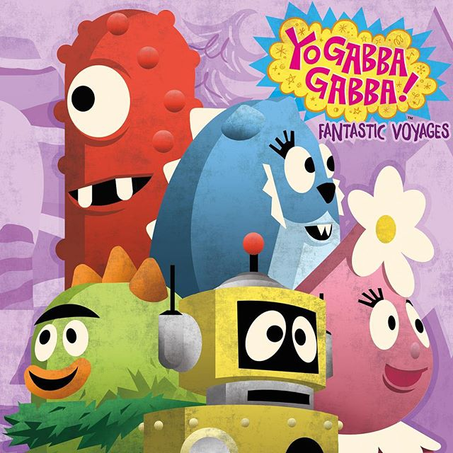 We're celebrating 10 years of Yo Gabba Gabba's great music with the LIMITED EDITION vinyl and digital release of Fantastic Voyages. Climb aboard we're going on an indie rock, musical adventure with music performed by our Super Music Friends like The Roots, The Killers, Band of Horses and The Shins. Download, stream or buy it on vinyl here: Enjoy the Ride: http://enjoytheride.storenvy.com iTunes: http://radi.al/YoGabbaFantasticiTunes Amazon: http://radi.al/YoGabbaFantasticAmz
