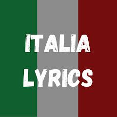 Italia Lyrics