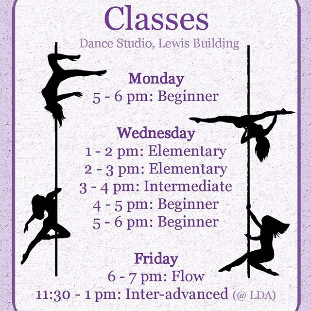 Happy Monday everyone! Here are your class times for term 1 and open practice times will be released soon. If you have any questions feel free to comment below or alternatively find us at the Welcome Fair on the 28th and 29th September. 💜