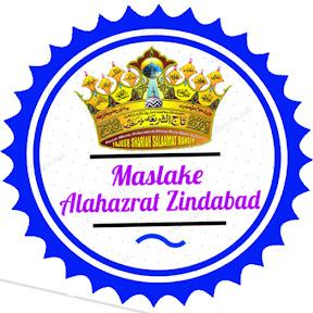 Maslake Alahazrat Zindabad