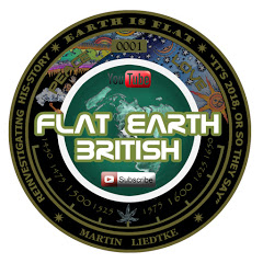 FLAT EARTH BRITISH Think Tank!