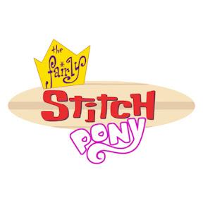 fairly stitch pony