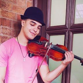 Violinista No Trem