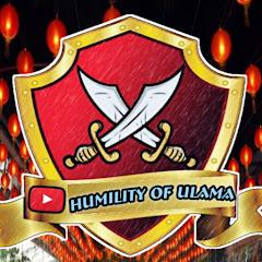 Humility Of Ulama