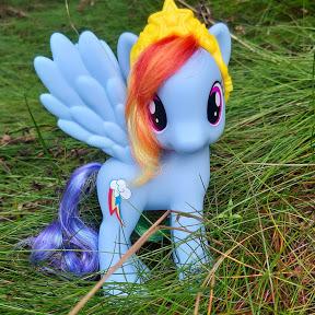 MLP Rainbow Dash CZ
