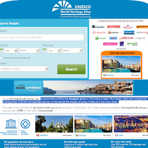 World Heritage Sites Hotel Booking