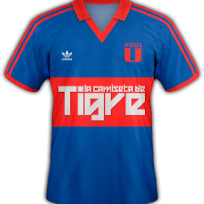 La Camiseta de Tigre