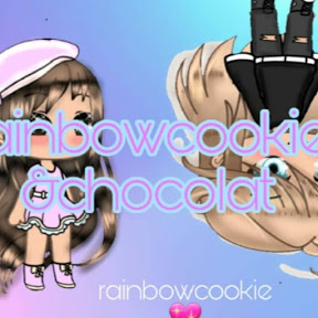 rainbowcookie& chocolat