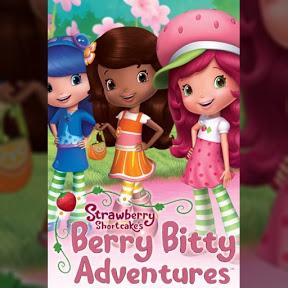 Strawberry Shortcake's Berry Bitty Adventures - Topic