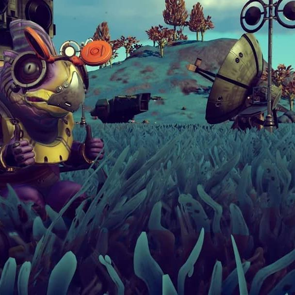 Tonight I think I will begin streaming daily, no matter what, unless I have a hot date. (So streaming daily) We will give No Mans Sky a rest and dig into my massive back catalogue of games. I think Horizon: Zero Dawn first. #nomansskybeyond #nomanssky #nms #twitch #streamer #horizonzerodawn