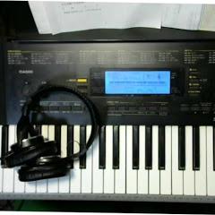 ganchan 自作MIDIカラオケ