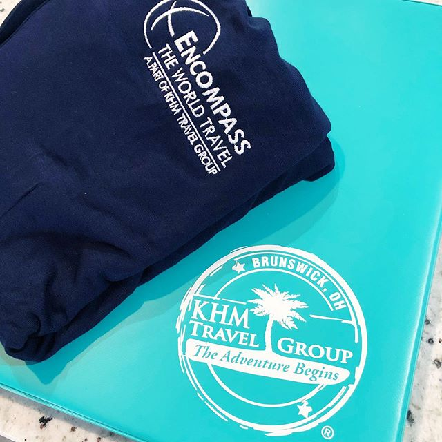 Yesterday was my first official day with KHM Travel Group and I couldn't be happier. I received the warmest welcome from the staff, and it's an awesome company to be part of. Thank you for all of the kind words and making me feel like part of the team, even on day one. ✈️ 🚢 ☀️ I will be working with the marketing department to write blog posts and produce social media content -and- working at the Westlake office for their travel agency, Encompass The World Travel (Westlake Travel), as a travel consultant. ✈️ I am so excited to wear two different hats for KHM and be able to do both creative work and travel planning. ✈️ I will continue to serve all of my Travel by Stephanie clients as normal so contact my via phone (440)669-2937 or email travbysteph@gmail.com ☀️ What a way to kick off my 7th year in the travel industry! 💕 . #khmtravel #khmtravelgroup #khmrocks #encompasstheworldtravel #travelbystephanie #travelagent #travelagency @khmtravel @encompasstheworldtravel
