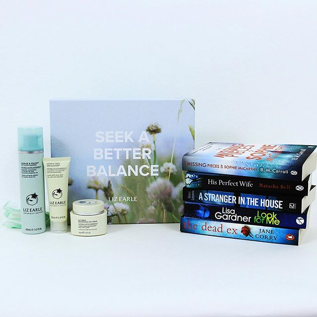 Fancy winning a bundle of gripping page turners and a @lizearlebeautyco gift set for your mum or a special person in your life? You're in luck! . Hit the link in our bio for the chance to win and treat someone to a moment of relaxation this Mother's Day. . #deadgoodbooks
