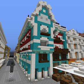 Timisoara in Minecraft